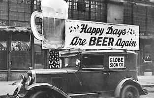 Happy Days are Beer Again 200