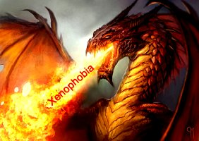 Xenophobia Dragon 200