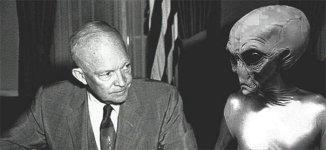 Eisenhower wirh ET 150