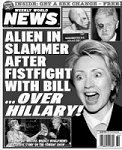 WWN Alien and Hillary 150