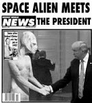 WWN Alien and Trump 150