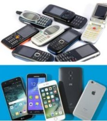 Cell Phones and Smart Phones 250