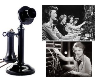 Telephone and Operators 250