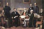 Lincoln Cabinet 100