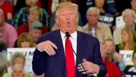 Bully Trump 03 150 - Mocking Disabled Reporter