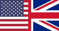 US-Great Britain Composite Flag 100