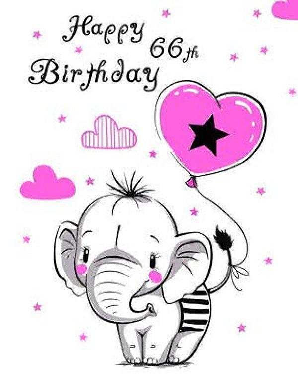 Happy Birthday 66 03 600W