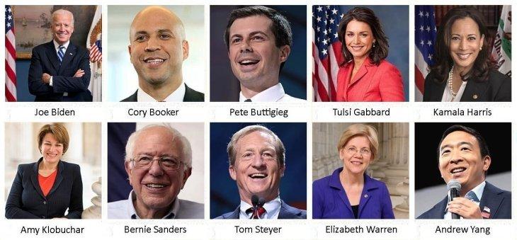 10 Debaters on 20-Nov-2019