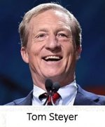 Tom Steyer 150W