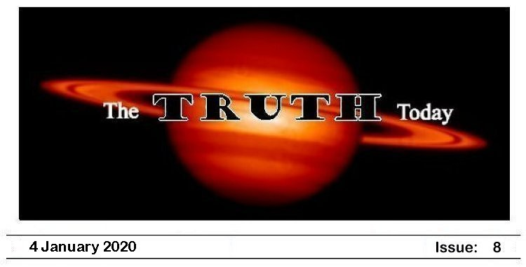 The Truth Today — Issue 8