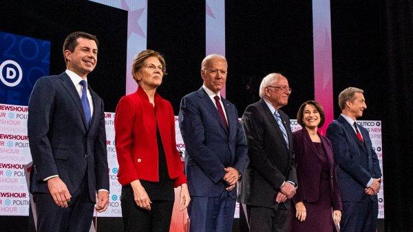 January 2020 Debaters