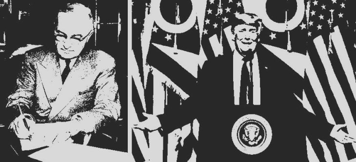 Truman and Trump Header 02